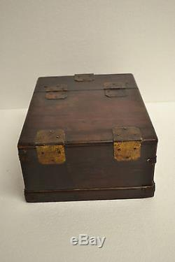 Chinese Antique Jewelry Box 1757a