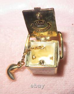 NEW JUICY COUTURE Chinese TAKEOUT BOX CHARM YJRU1830