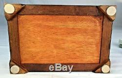 Vantage Chinese Rosewood Jewelry Box By George Zee