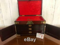 Vintage Chinese Jewellery Box